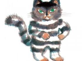 《活了100万次的猫》佐野洋子